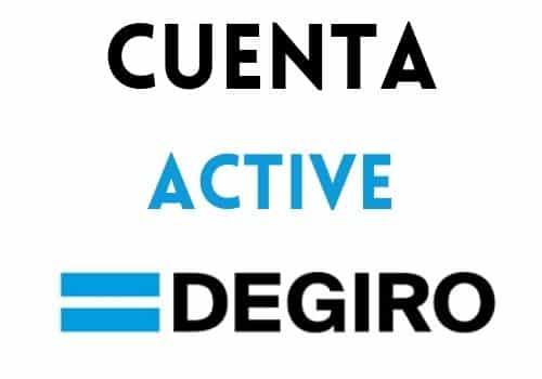 cuenta active